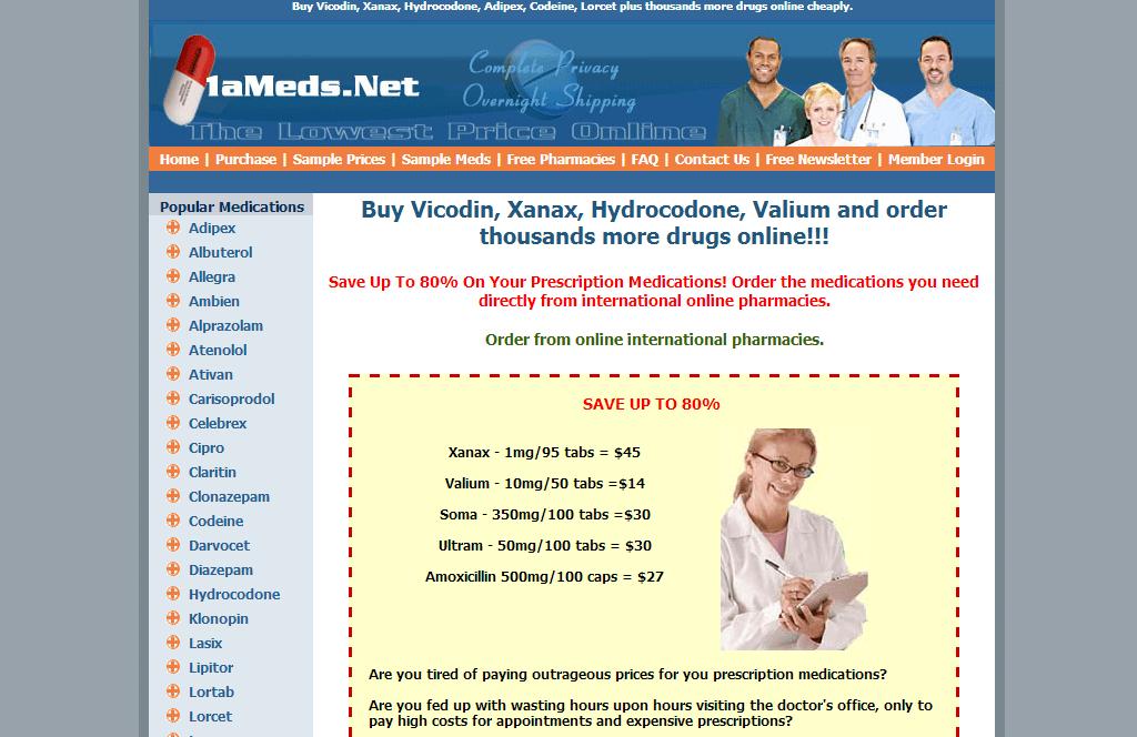 1ameds.net