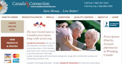 Canadarxconnection.com