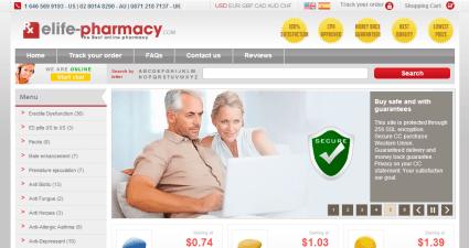 Elife-pharmacy.com