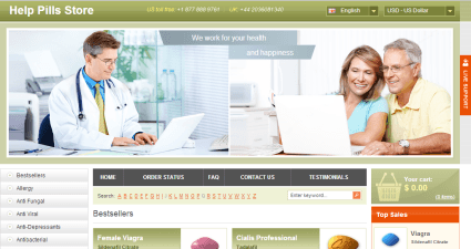 Helpillstore.com