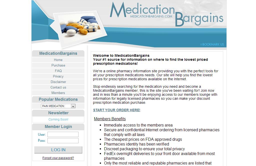 MedicationBargains.com