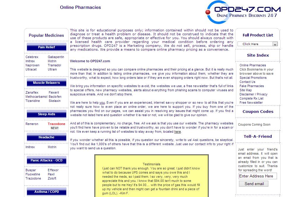 Opd247.com