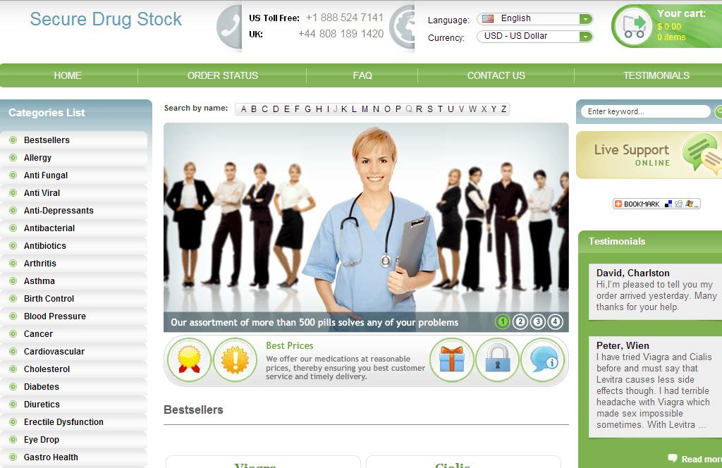 Securedrugstock.com