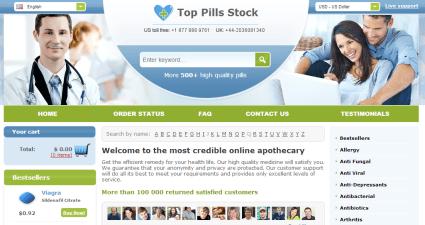Toppillsstock.com