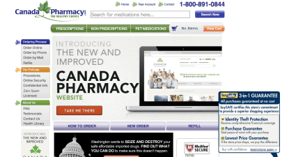 canadapharmacy.com review