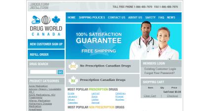 Drugworldcanada.com
