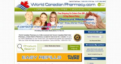 Worldcanadianpharmacy.com
