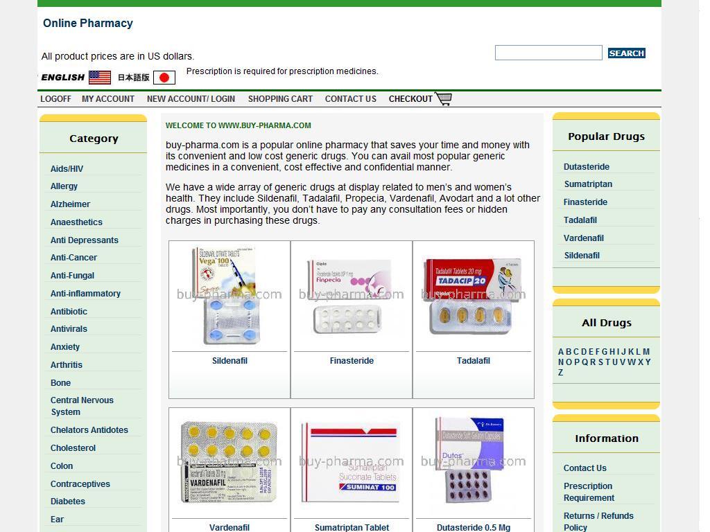 Buy-pharma Reviews: Poor Customer Service and Satisfaction