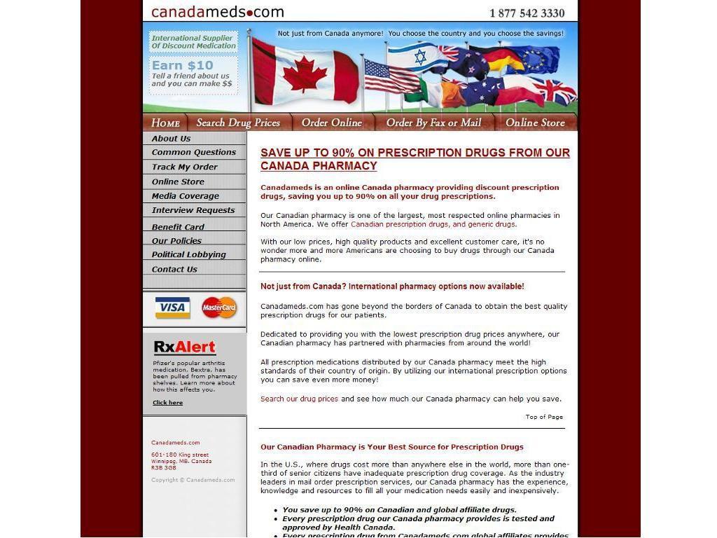 canadameds reviews leader in online prescriptions - Best Prescription Discount Card Reviews