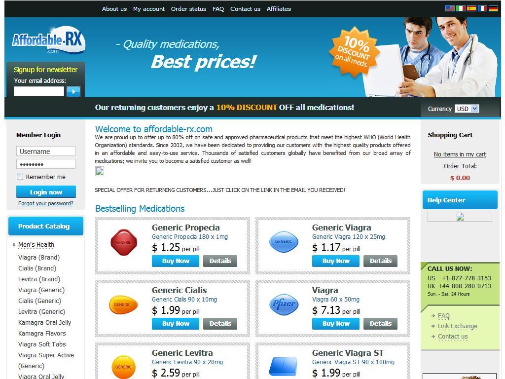 Affordable-rx.com Review