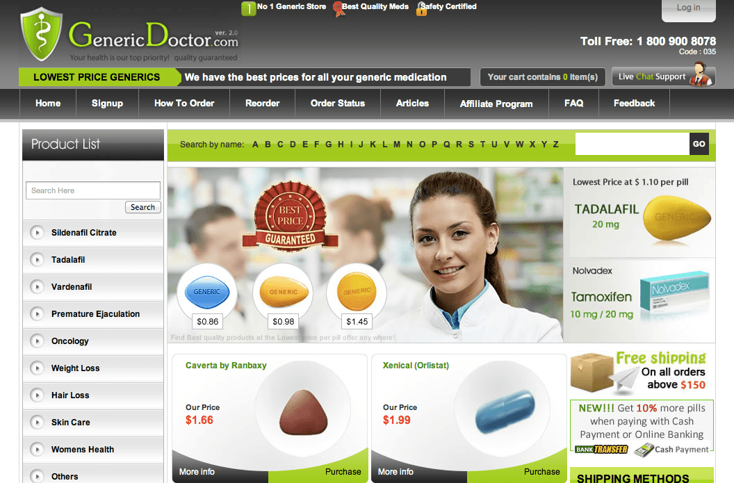 GenericDoctor Reviews: A Symbol of Trust and Quality