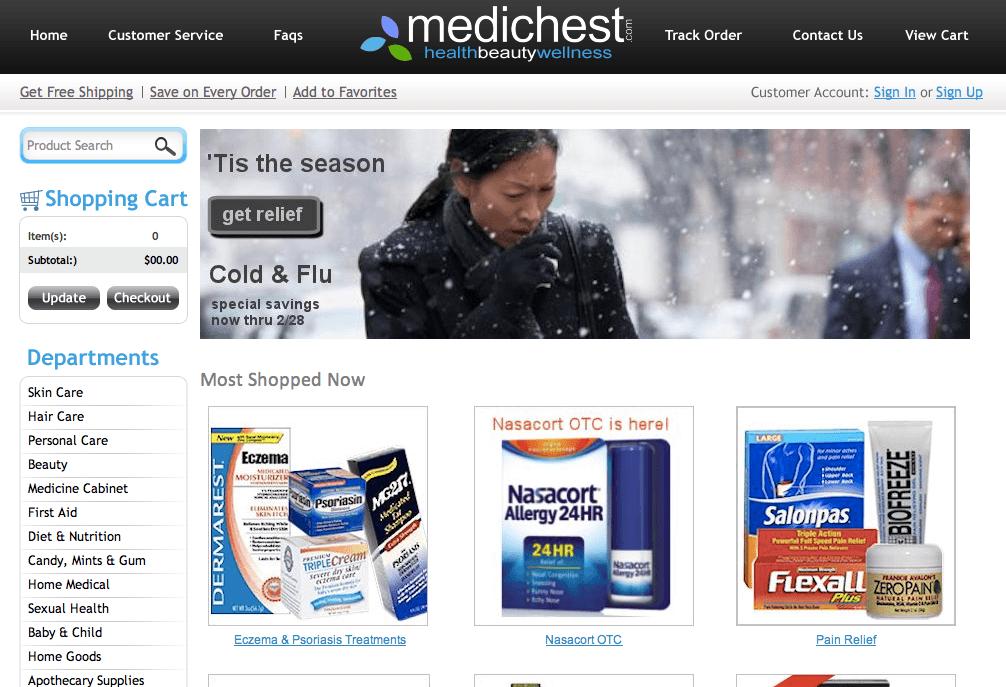 medichest.com review