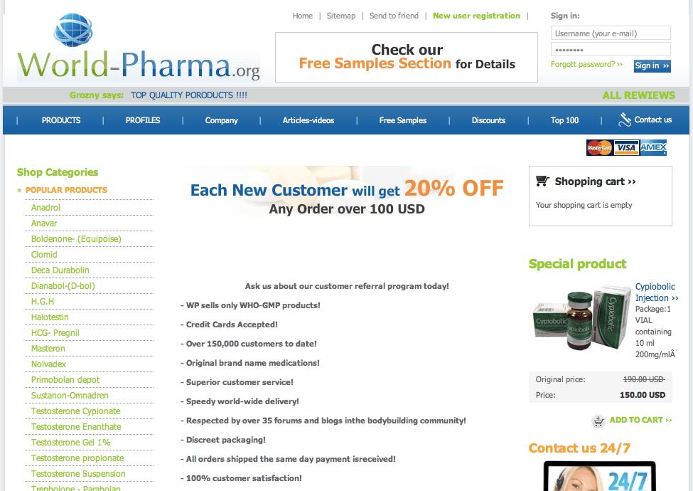 world-pharma.org review