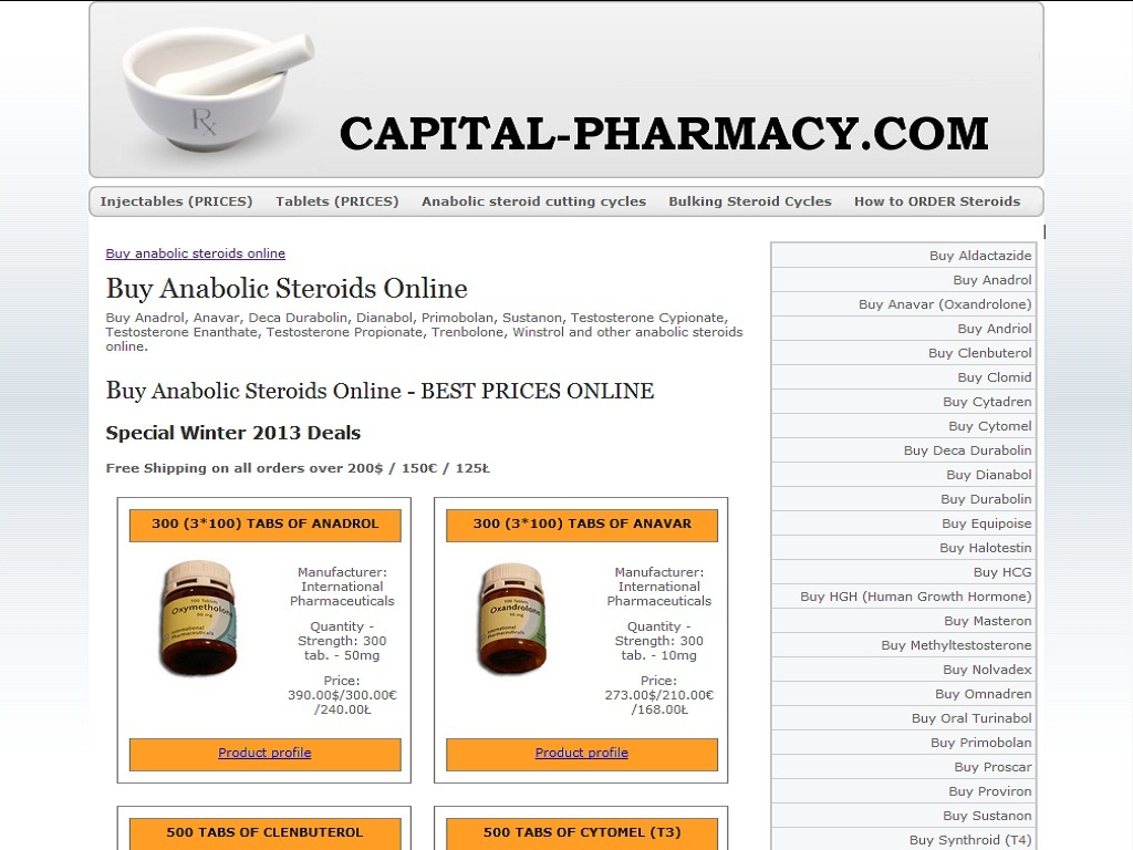 Capital-pharmacy Reviews: Another Rogue Pharmacy, Beware - RxStars