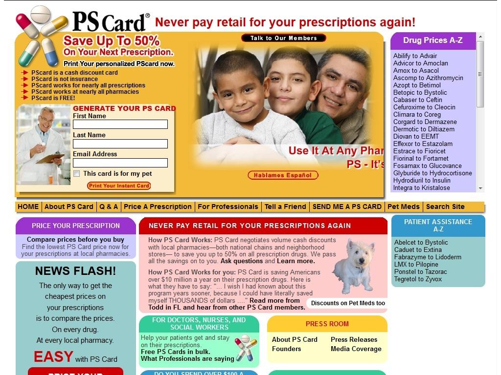 Pscard.com Review