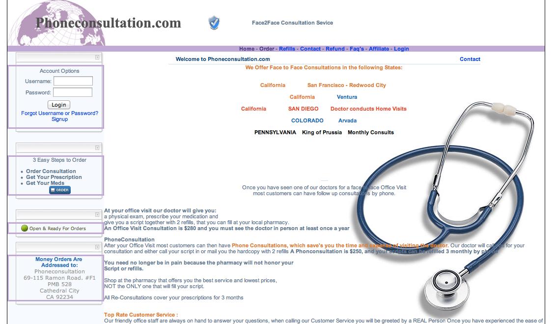 phoneconsultation.com review