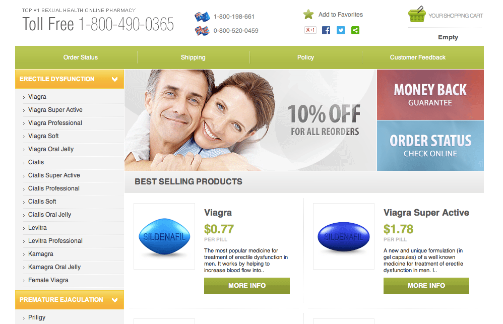 viapharm.net review