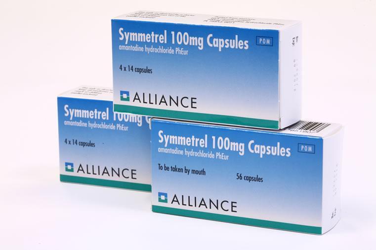 Symmetrel Medication