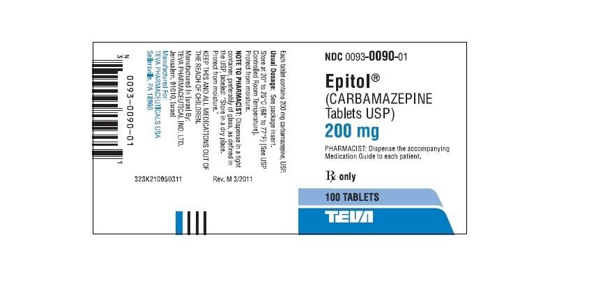 Epitol 200 mg