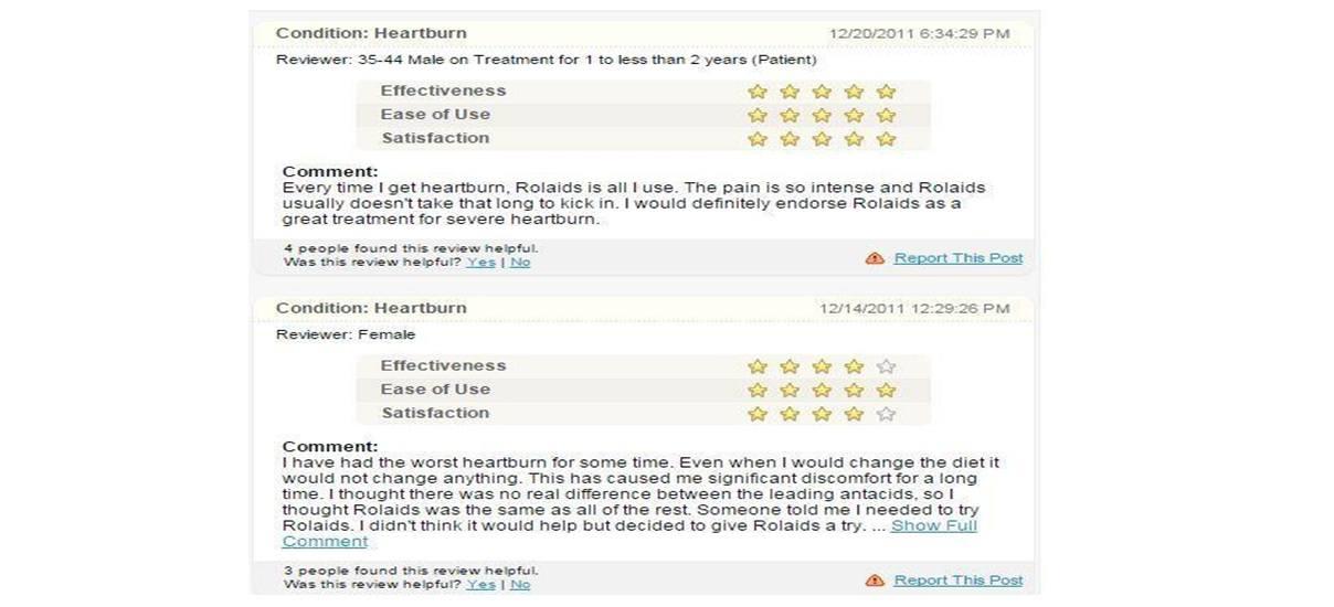 Rolaids Reviews