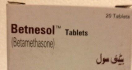 Betnesol - Complete Drug Information, Side Effects and ...