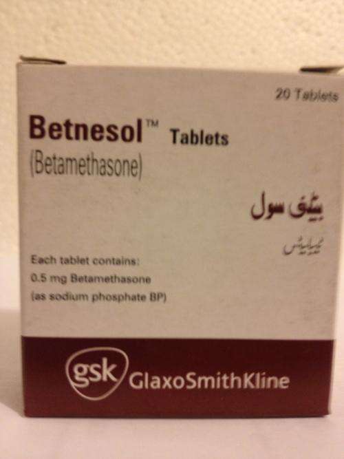 Betnesol Tablets and Injection Reviews: A Promising Oral