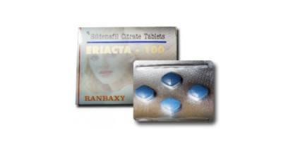 Eriacta 100 generic viagra