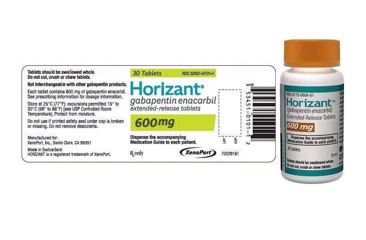 Horizant 600 Mg Reviews A Highly Effective Treatment For