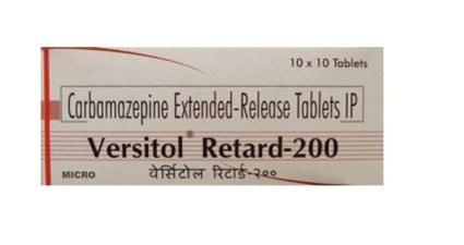 Versitol Retard-200