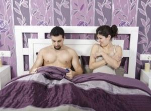 Premature Ejaculation Man Unhappy
