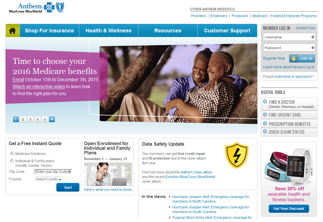 Anthem Reviews - Health Insurance that is Part of Blue ...