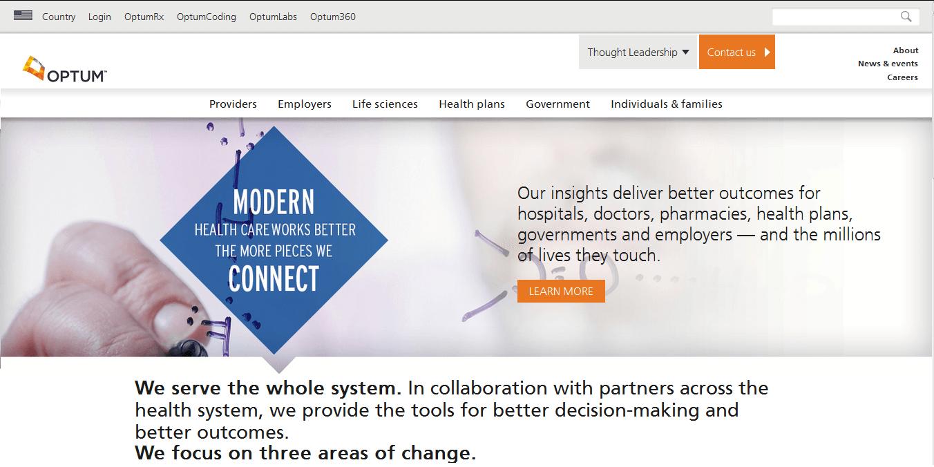 firstline_medical optum com