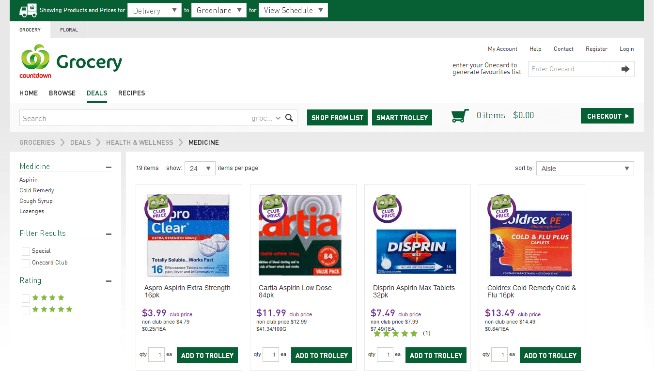 Countdown coupons nz