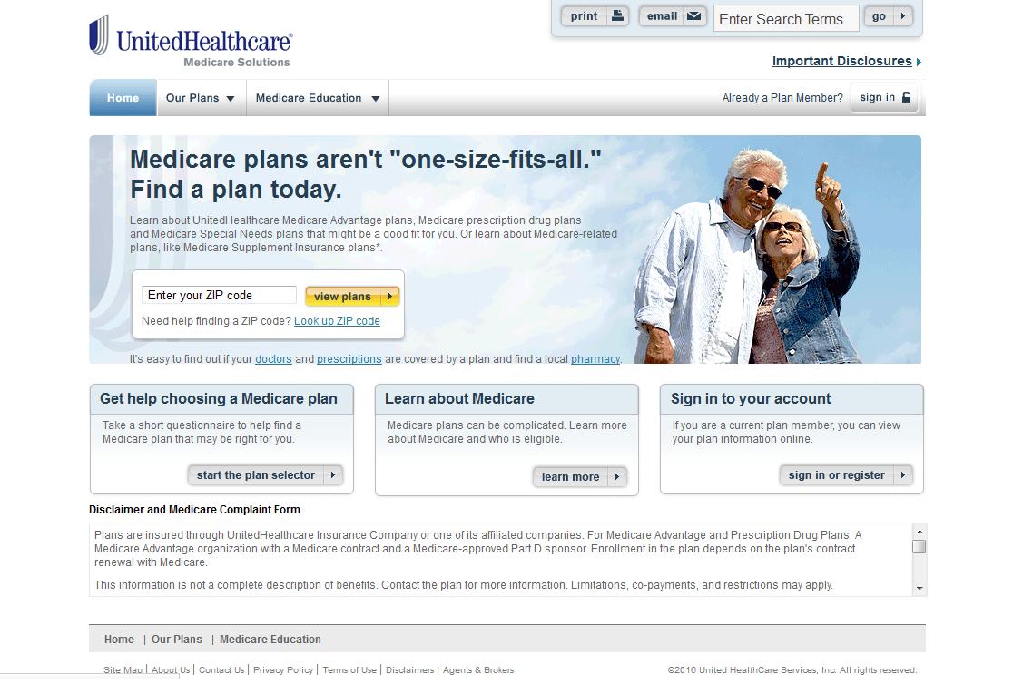 Unitedhealthcare Uhcmedicaresolutions Reviews The