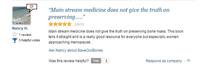 Saveourbones.com Reviews 20151