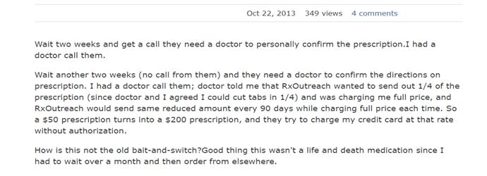 Rxoutreach.org Reviews