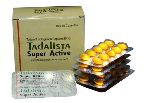 Tadalalista Super Active