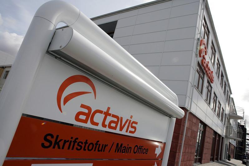 Actavis Pharmaceutical Office