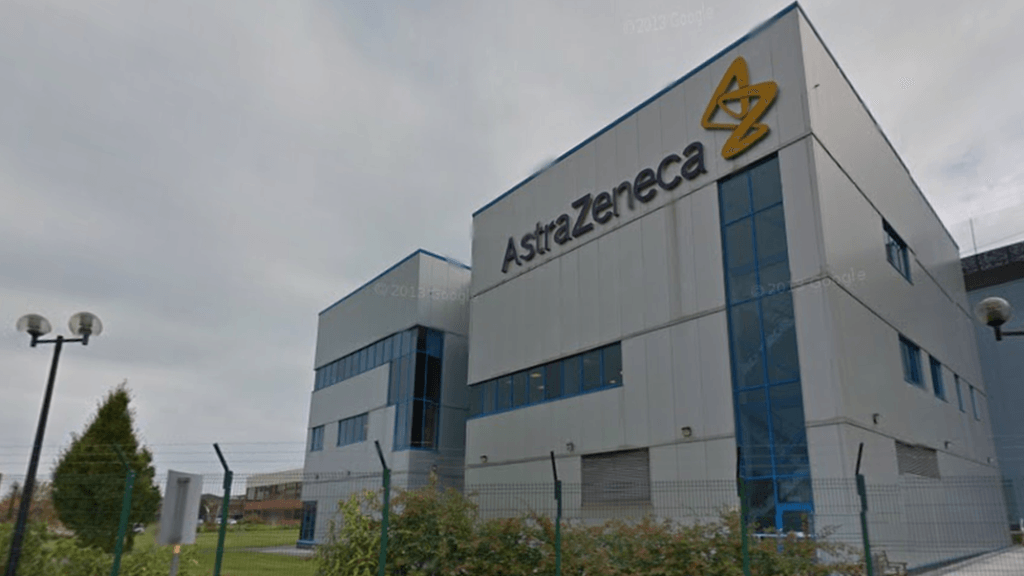 AstraZeneca Main Office
