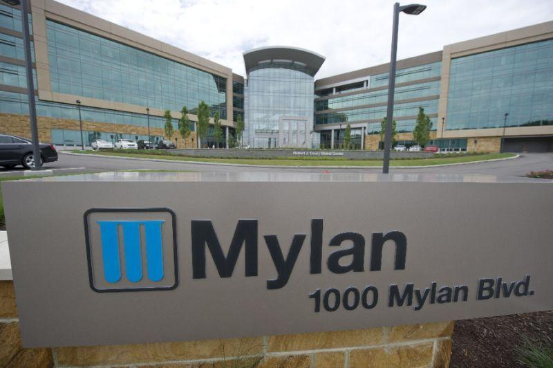 Mylan Main Office