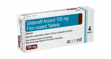 Image result for Sildenafil Accord 50mg
