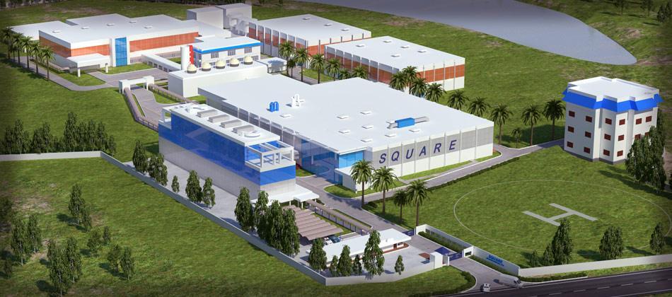 Square Pharmaceuticals, Bangladesh