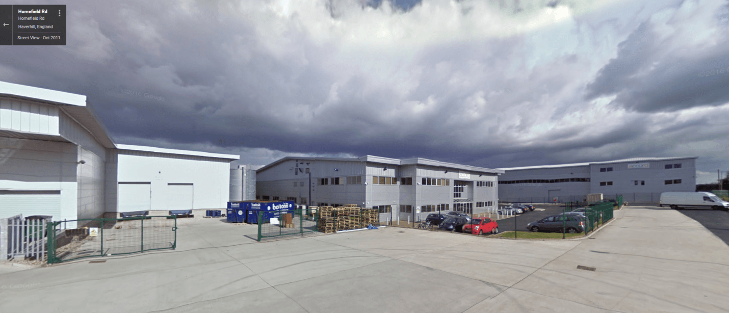 Accord Healthcare Manufacturing