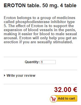 Eroton Price
