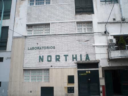 Laboratorios Northia, Argentina