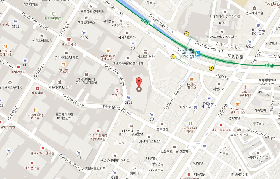 Jeil Medical Corporation Location