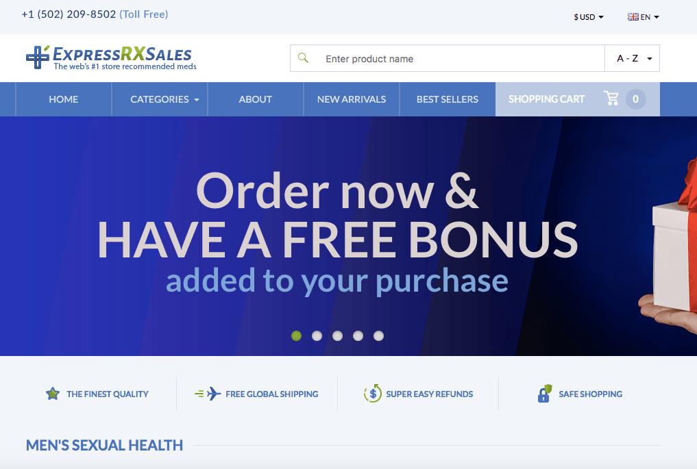 Expressrxsales.com
