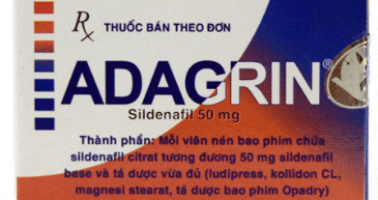 Adagrin 100mg Buying Guide