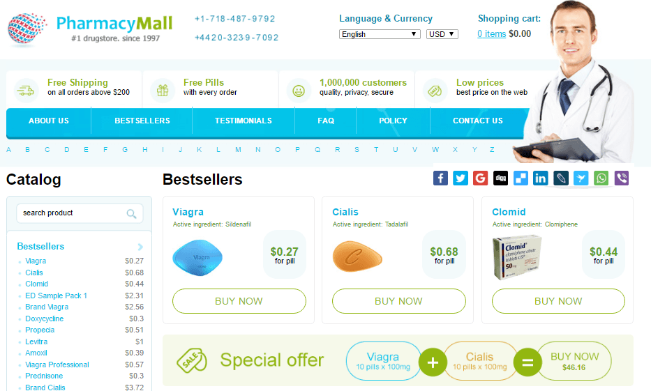 Sildenafila Sandoz 100 mg on Pharmacy Mall