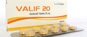 Valif 20mg Buying Guide